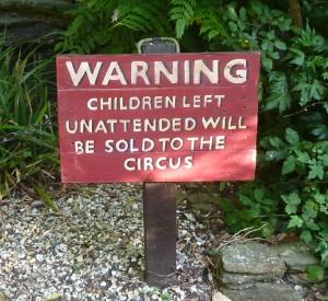 unattended-children